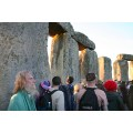sunrise solstice summer druid stonehenge