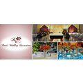 Ravis wedding decoration mandap
