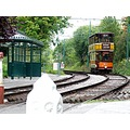 england crich vehicles trams architecture