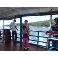 May 12 2011 on the barge going to dumaguete jean rosado ylleah jjean rosado