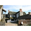 Cwmmau Farmhouse, Herefordshire border (it used to be in Wales!) Built originally as a hunting lo...