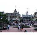Main Street USA WDW Magic Kingdom