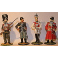 90mm Figures * Soldiers of the Russian Army - c.1900