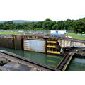 zuiderdam cruise lock bridge panamacanal panama reflectionthursday view