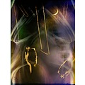 abstract art surreal angel series dream of swings imagination keitology
