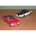 corvair monza 1969 yatming diecast car toy model