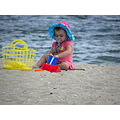 beach portrait michelledemery sand baby summer