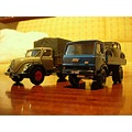 Fiat magirus model cars 143 scale
