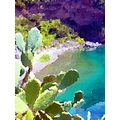 Maratea, Italy oil paint version