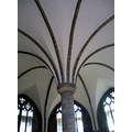 England architecture cathedral geometric ceiling church