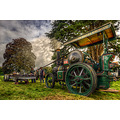 HDR TRansport Traction_Engine