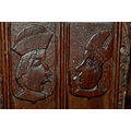 aprilfoolsfriday frithelstock devon bench end church