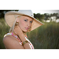 Lisa lcation shoot hat