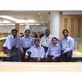In the Office with Colleagues