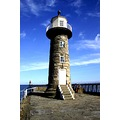lighthouse seascape whitby