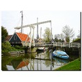 netherlands edam bridge boat reflectionthursday nethx edamx viewn boatn bridn