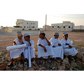 Omani Boys 4- Waiting Happily