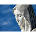 medjugorje holy mary apparitions statue bosniaherzegovina