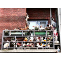 unusualfriday balcony clutter the hague holland jeever jolie