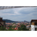 Prague castle panorama
