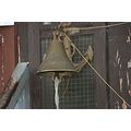 antiques bell dinner bell nautical ornamental
