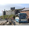 isleofman ellanvannin peel landscape castle vehicles