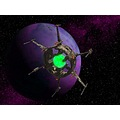 Spaceship SciFi Alien Babylon 5