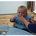 ...can I have some of your wine, Mum?