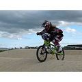 bmx racing race extreme girl teenager