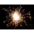 sparkler to celebrate son's 19th birthday 05/11/12 (which is guy fawkes in UK)