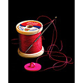 Stilllife needle thread cotton