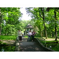 Park in S. Poland with visiting French Schoolteachers