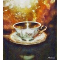 demitasse photography digitalart artwork mellie