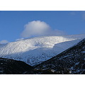Mountains Snow Scotland Glenshee