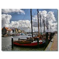 netherlands urk harbour boat hdr peashdrclub nethx urkx viewn waten boatn harbn