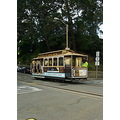 San francisco cart Trolley tram