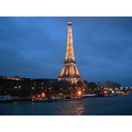 eifel Tower Night Shot