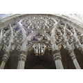 seu vella lleida cathedral catalan gothic architecture window cloister