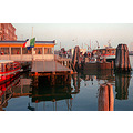 Chioggia Veneto Vaporetto early morning