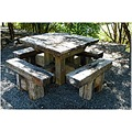 table outdoor pinic wooden