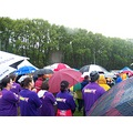 RelayForLife Cancer 2009 Otago NZ Dunedin Rain Wet Soggy