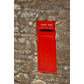 lundy island devon postbox