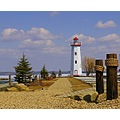Lighthouse at Sylvan Lake Alberta
