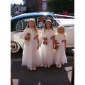 Wedding Bridesmaids granddaughters
