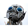 junk metal rubbish man recycle eden cornwall