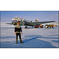 pilot DC3 plane ice greenland stepdad snow rugged pilot