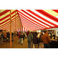 upstate newyork road lafayette apple festival tent merchandise people