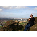 My old friend and i climbed Eston Nab the other day just for a look at the view.