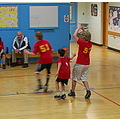 Basketball Game Look at the difference in height Go Andy