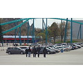 At 3:30pm.As we were leaving after our visit-Canada's Wonderland-Vaughan,Ont.,On Saturday,Apr.28,...
